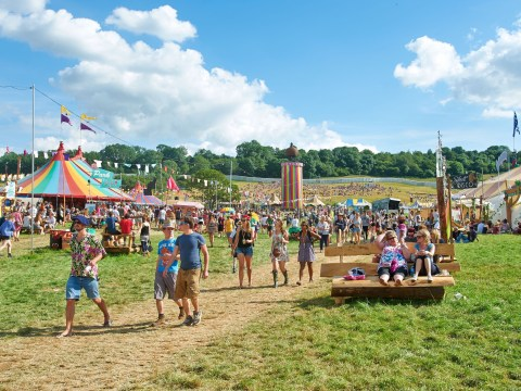 Glastonbury 2019 weather update as first revellers arrive to clouds and mud