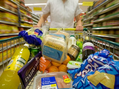 Half of supermarket packaging cannot be recycled