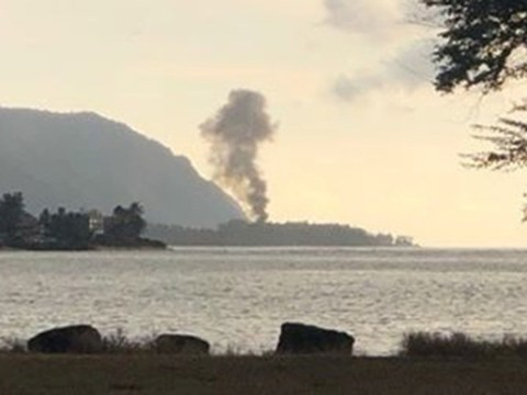 Nine dead after plane crashes in Hawaii
