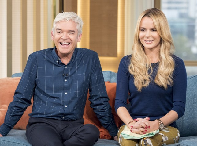 This Morning star Sophie Prescott 'never wanted Amanda Holden sacked' amid Phillip Schofield rift claims