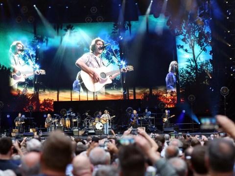 Glenn Frey's son Deacon helps Eagles take flight at triumphant Wembley Show