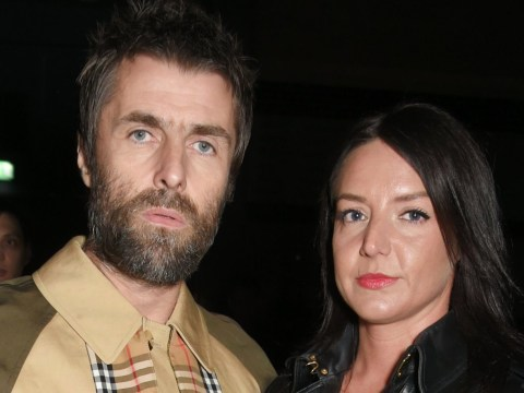 Who has Liam Gallagher been married to before as he proposes to girlfriend Debbie Gwyther?