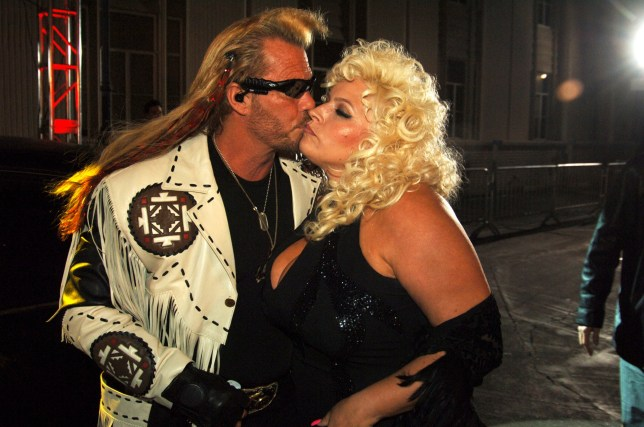 Dog the Bounty Hunter and his wife Beth Chapman's love story