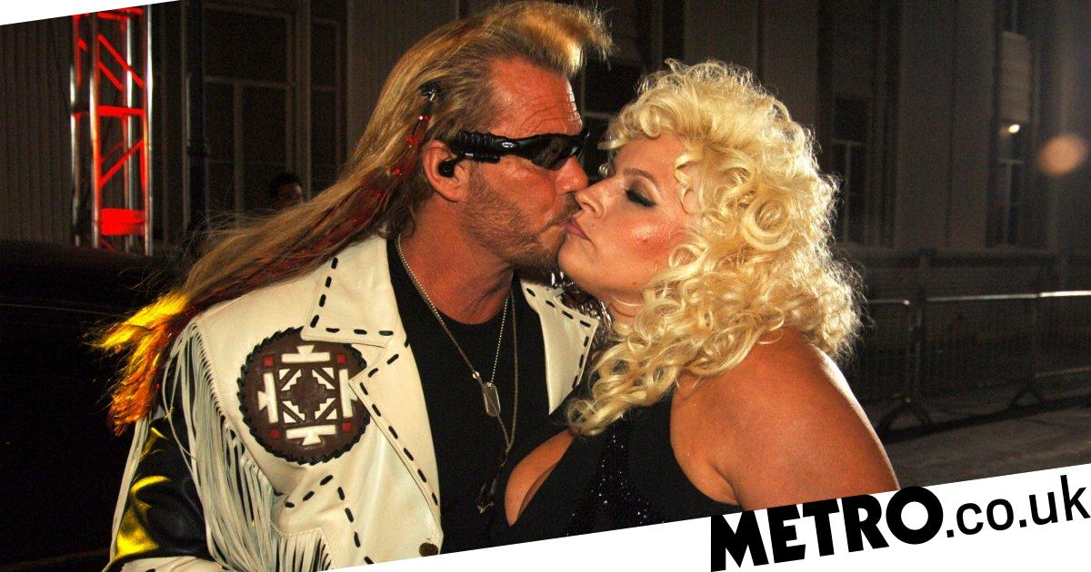 Dog the Bounty Hunter and his wife Beth Chapman's love story and