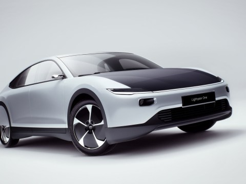 Lightyear One is a solar-powered electric car that'll do 450 miles