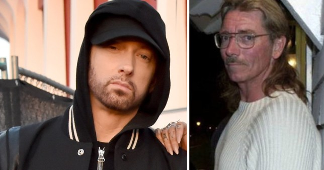 Eminem's dad Marshall Bruce Mathers Jr dead