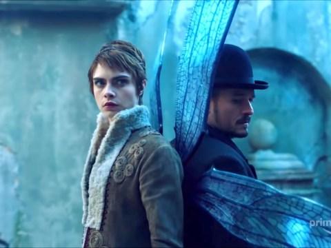 Cara Delevingne and Orlando Bloom's Carnival Row renewed for season 2 already by Amazon