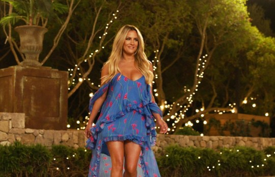 Caroline Flack to 'host the first winter version of Love Island in south Africa next year'