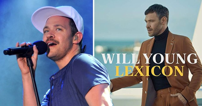 Will Young Lexicon album cover