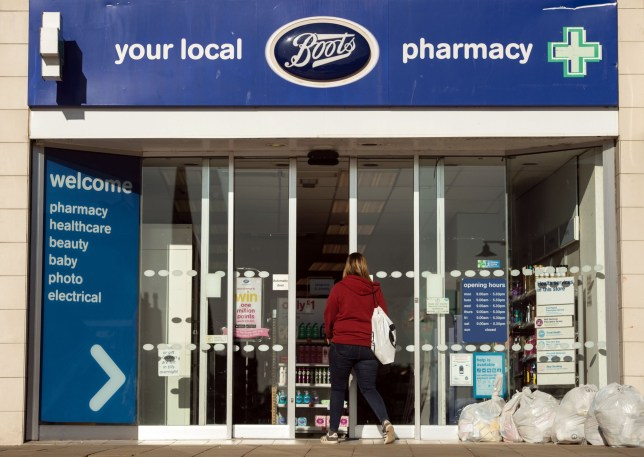 Boots To Start Closing Stores Across The Uk Metro News