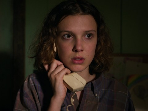 Millie Bobby Brown reveals Stranger Things scene that made her vom and we're not surprised