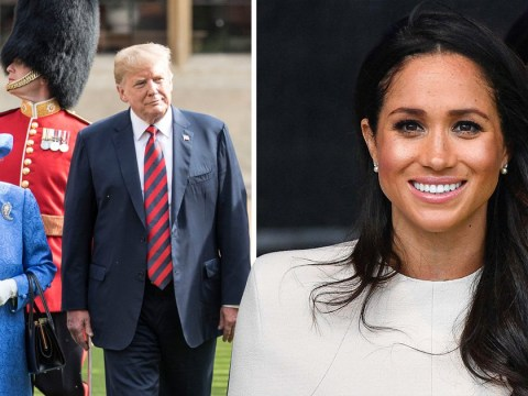 Donald Trump calls Meghan Markle 'nasty' ahead of UK state visit