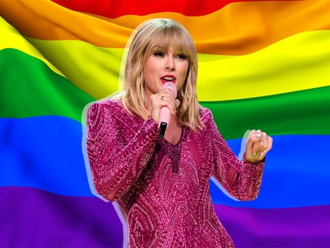 Taylor Swift makes public plea to senators for LGBT equality as she slams Donald Trump