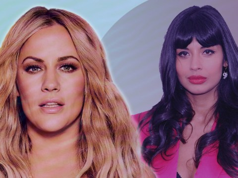 Love Island's Caroline Flack defends show's body diversity after Jameela Jamil's criticism
