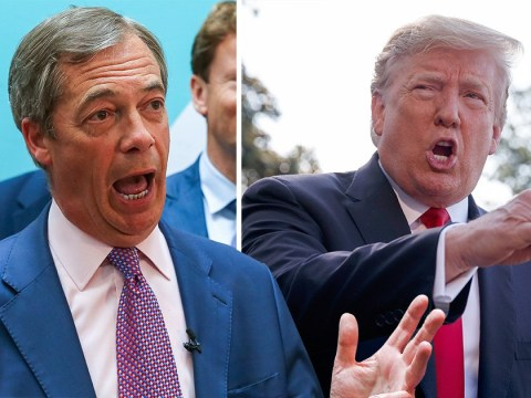 Nigel Farage claims he is 'banned' from meeting Donald Trump during state visit