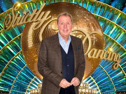 Anton Du Beke drops major hint Harry Redknapp is set to go on Strictly Come Dancing