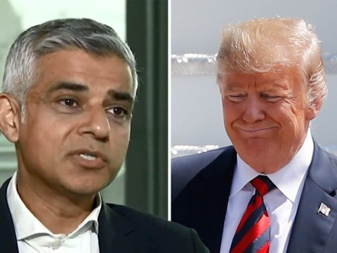 Donald Trump is like a 20th century fascist, Sadiq Khan says ahead of UK visit