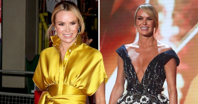 Amanda Holden loves that people still talk about her 'tired old breasts'
