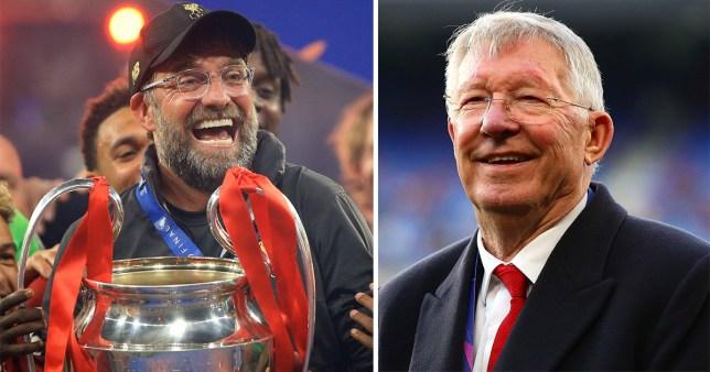 Ex-Manchester United boss Sir Alex Ferguson praised Jurgen Klopp in a conversation with Jamie Carragher