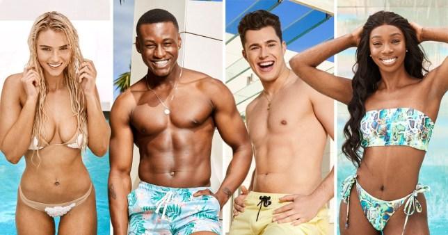 e1dd208cc30 Love Island 2019 contestants strip down swimwear ahead of tonight ...