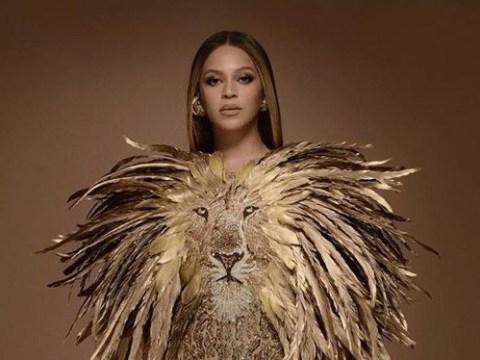 Beyoncé channels The Lion King's Nala at Wearable Art Gala