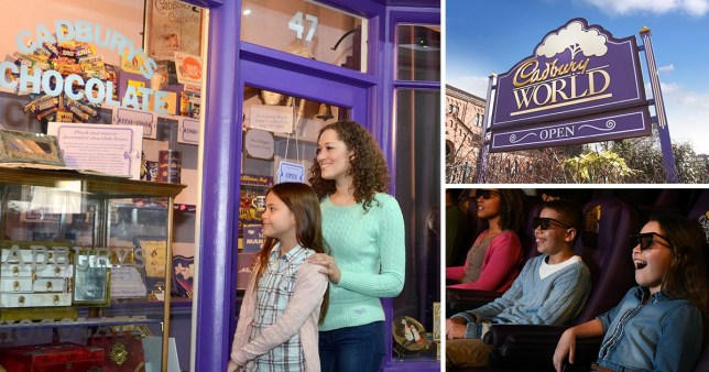 Cadbury World launches Relaxed Sessions for visitors with autism
