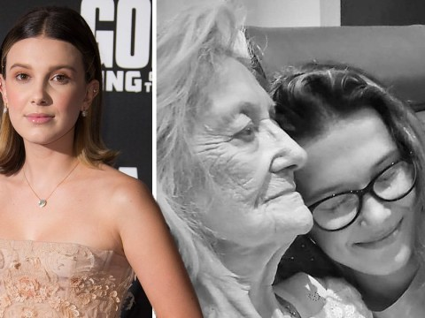Millie Bobby Brown opens up about grandmother's heartbreaking dementia battle