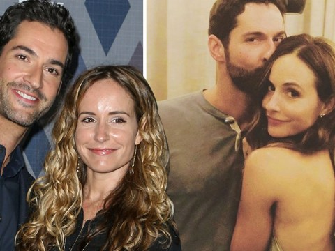 Lucifer star Tom Ellis married as new wife Meaghan Oppenheimer shares first photo from lavish wedding