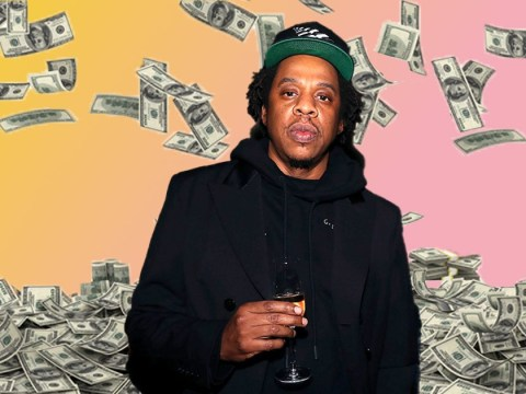 Jay Z shows us the money and becomes first ever hip hop billionaire in history