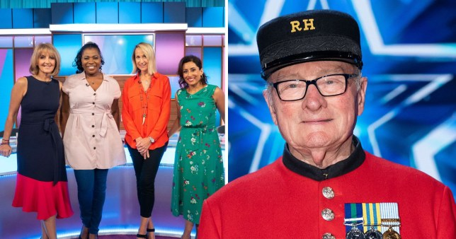 Colin Thackery and Loose WOmen