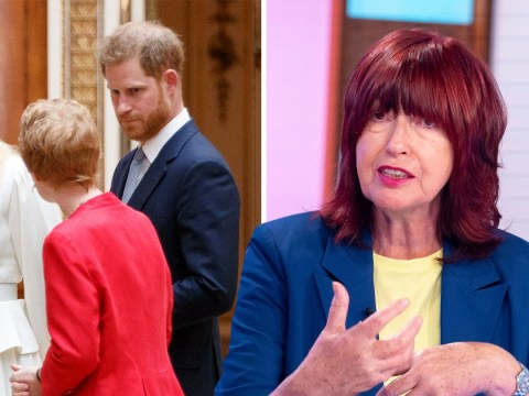 Janet Street Porter furious with Prince Harry over Donald Trump snub: 'He's behaving like a toddler!'