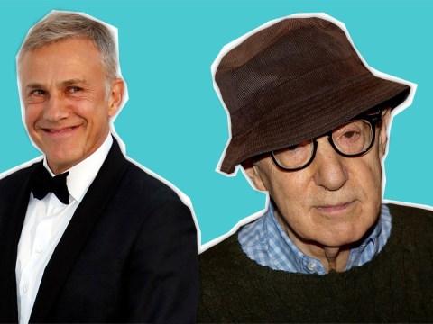Christoph Waltz confirmed for Woody Allen's new movie – despite director's last film being shelved
