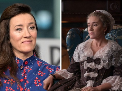Outlander season 4 star Maria Doyle Kennedy opens up on the challenges of playing the blind Aunt Jocasta