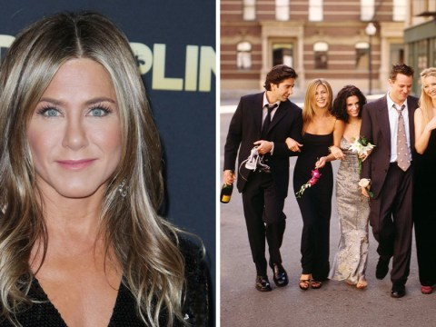 Jennifer Aniston, we don't want a Friends reboot so please leave it alone
