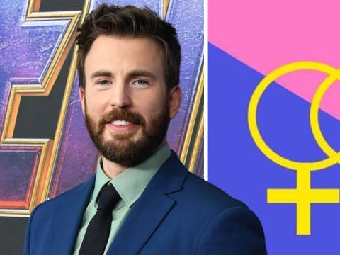 Chris Evans is our hero as he explains what's wrong with 'homophobic' Straight Pride Parade
