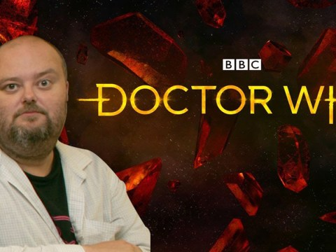 Doctor Who writer axed from upcoming book over transphobic tweet