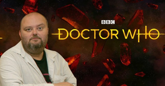 Doctor Who writer dropped from books over transphobic tweet