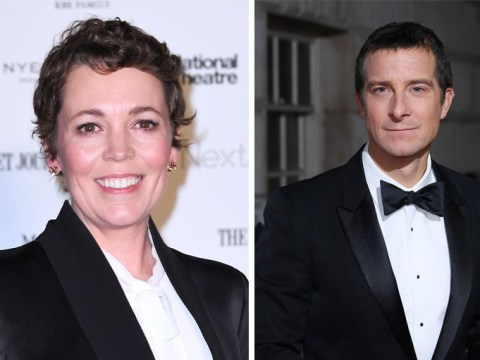 Oscar winner Olivia Colman and Bear Grylls named in Queen's birthday honours