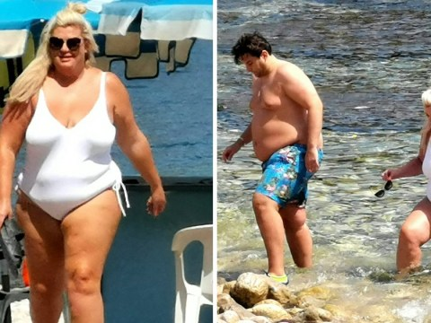 Gemma Collins and James Argent 'back together' as they enjoy romantic getaway to Sicily