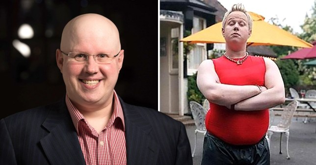 Matt Lucas and his Little Britain character only gay in the village Dafydd Thomas