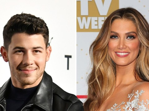 Nick Jonas says there's no bad blood with ex Delta Goodrem and has always 'admired her'