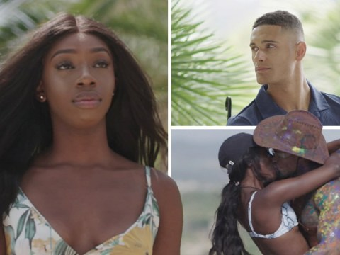Love Island's Yewande Biala finally gets first date with new boy Danny Williams – after passionate kiss with Michael Griffiths