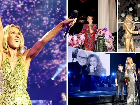 Celine Dion pays emotional tribute to late husband Rene Angelil marking end of 16-year Las Vegas residency