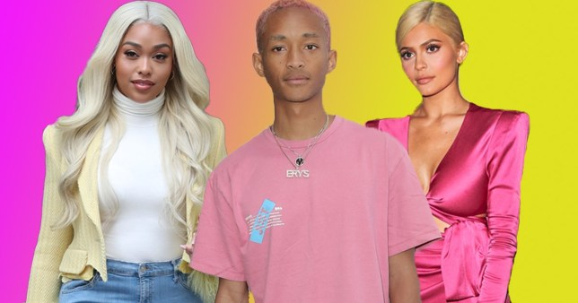 Jaden Smith 'supports Jordyn Woods' as they attend same party as Kylie Jenner