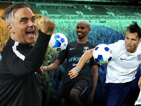 When is Soccer Aid 2019 and who is playing?