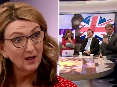 Victoria Derbyshire becomes latest presenter unable to say Jeremy Hunt's name