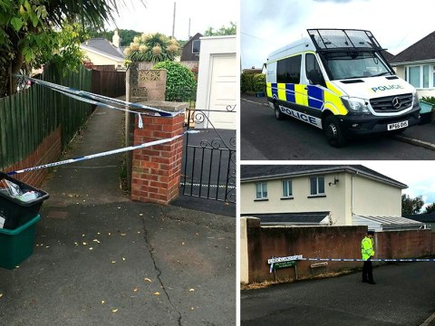 Man in his 70s stabbed to death in Devon market town