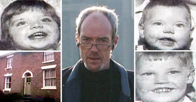 David McGreavy who was jailed for life for killing Elsie Urry's children Raul Ralph, Dawn and Samantha Urry in Worcester in 1973 has been released from jail