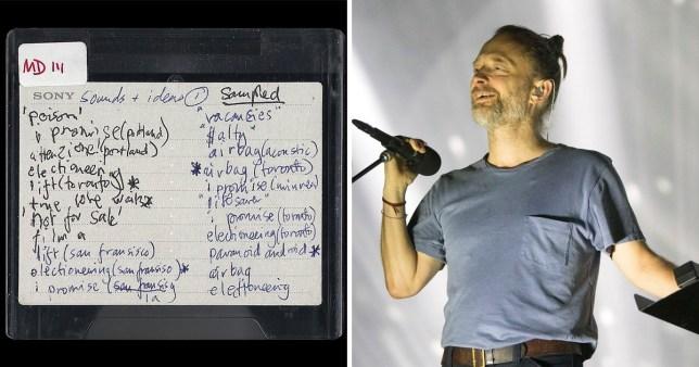 Radiohead respond to ransom threat