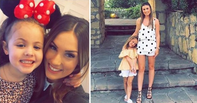 Mum's anger after being told daughter who weighs less than 4st is almost obese